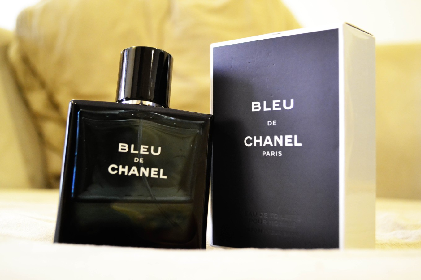 ac93e743f57 Bleu de Chanel is a classy and contemporary fragrance from Chanel which was  launched in 2010. I have a 50ml (1.7 FL.OZ) EDT bottle